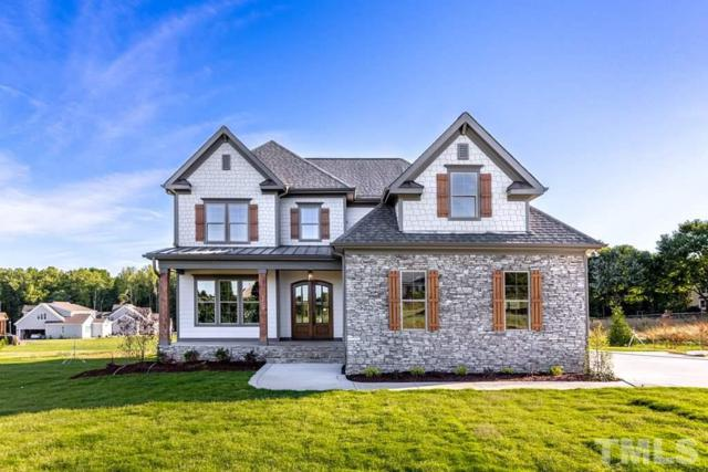 3312 Donlin Drive, Wake Forest, NC 27587 (#2228141) :: The Jim Allen Group