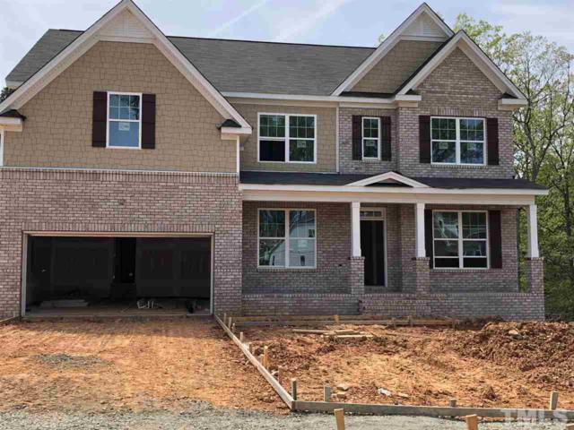 1007 Valley Rose Way Homesite 17 Asp, Durham, NC 27712 (#2233234) :: The Perry Group