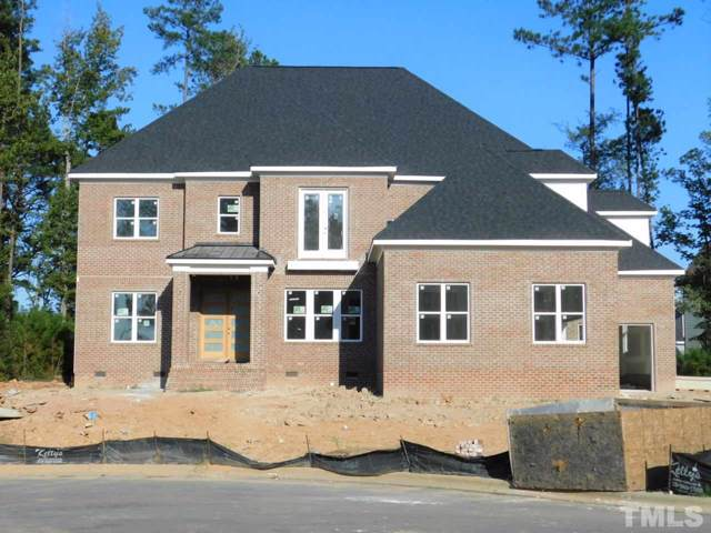 116 Gilmore Bridge Drive Lot 83, Apex, NC 27523 (#2235547) :: Raleigh Cary Realty