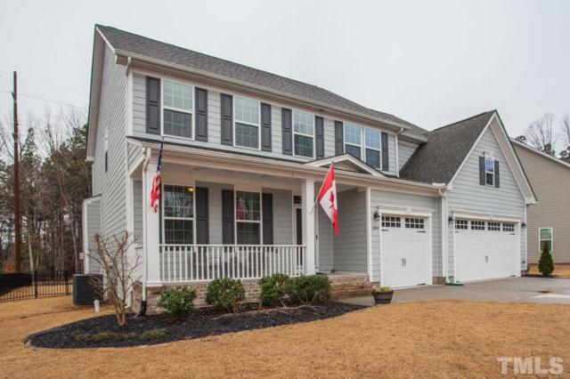 1304 Endgame Court, Wake Forest, NC 27587 (#2237100) :: The Perry Group