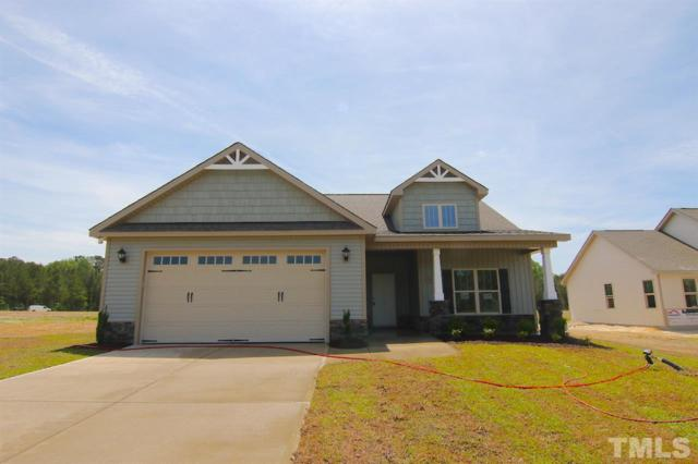 209 Fallingbrook Drive, Kenly, NC 27542 (#2239550) :: Marti Hampton Team - Re/Max One Realty