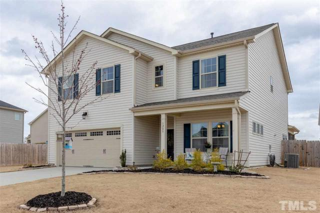 1205 Windrose Drive, Fuquay Varina, NC 27526 (#2244098) :: The Perry Group