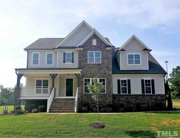 2033 Braeburn Drive Lot 58, Apex, NC 27539 (#2254441) :: Rachel Kendall Team