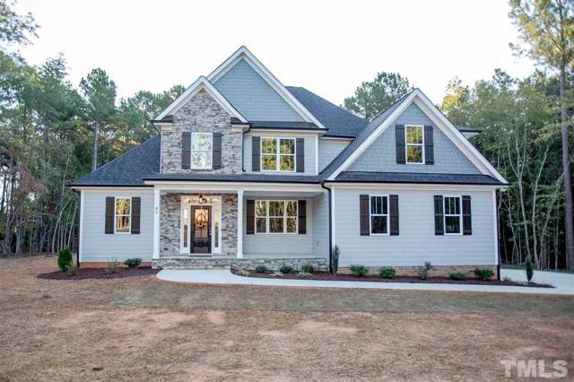 65 Willow Bend Drive, Youngsville, NC 27596 (#2261424) :: Spotlight Realty