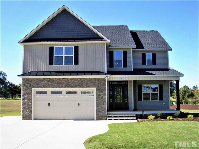22 Lassiter Hills Drive #20, Four Oaks, NC 27524 (MLS #2272878) :: The Oceanaire Realty