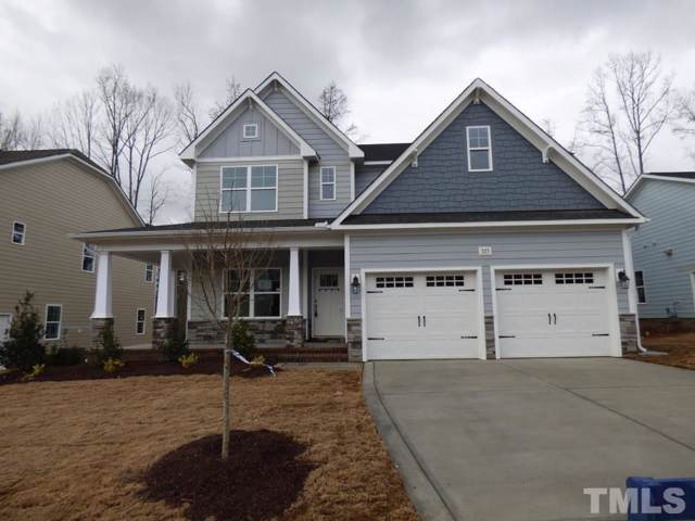 325 Spruce Pine Trail, Knightdale, NC 27545 (#2283488) :: The Jim Allen Group