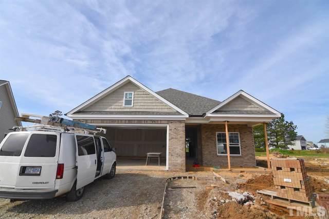 115 Muirfield Place, Goldsboro, NC 27534 (#2285236) :: The Jim Allen Group
