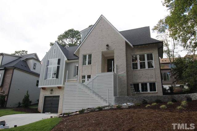 3413 Rock Creek Drive, Raleigh, NC 27609 (#2315773) :: RE/MAX Real Estate Service