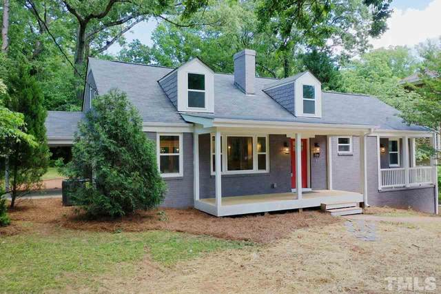 1304 Dixie Trail, Raleigh, NC 27607 (#2316102) :: Classic Carolina Realty