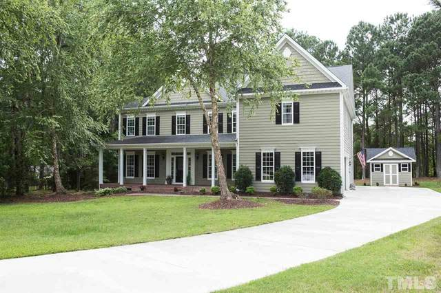 4209 Barkton Way, Fuquay Varina, NC 27526 (#2320658) :: Bright Ideas Realty