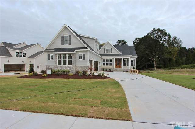 700 Pelzer Drive, Wake Forest, NC 27587 (#2327986) :: Saye Triangle Realty