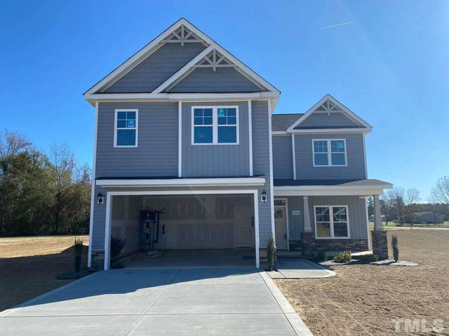 100 Abbington Place, Pikeville, NC 27863 (#2329267) :: Sara Kate Homes