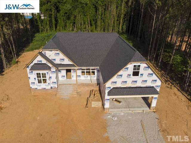 45 Sorrel Drive, Franklinton, NC 27525 (#2331118) :: Realty World Signature Properties