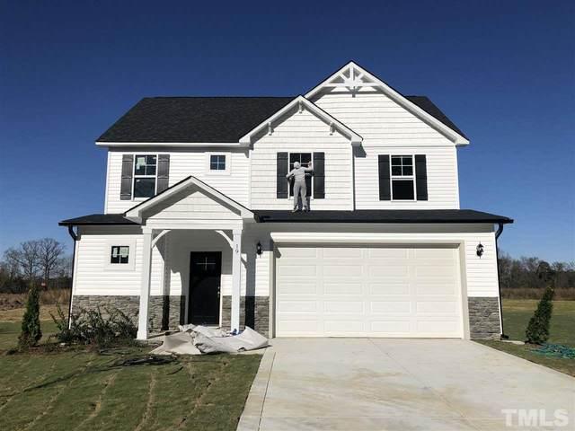 19 N Cinnamon Teal Drive, Selma, NC 27576 (#2332621) :: RE/MAX Real Estate Service
