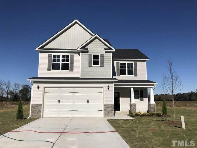 35 N Cinnamon Teal Drive, Selma, NC 27576 (#2332628) :: RE/MAX Real Estate Service