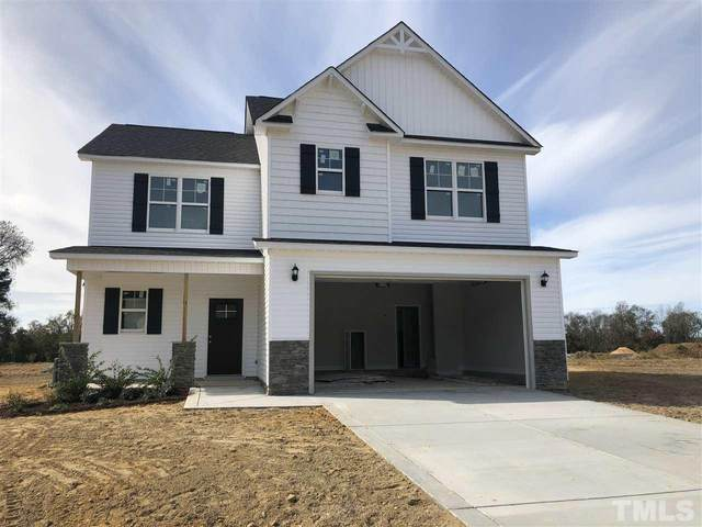 52 S Cinnamon Teal Drive, Selma, NC 27576 (#2332657) :: Real Estate By Design