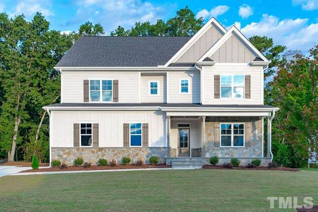 212 Utley Bluffs Drive, Holly Springs, NC 27540 (#2334630) :: Bright Ideas Realty