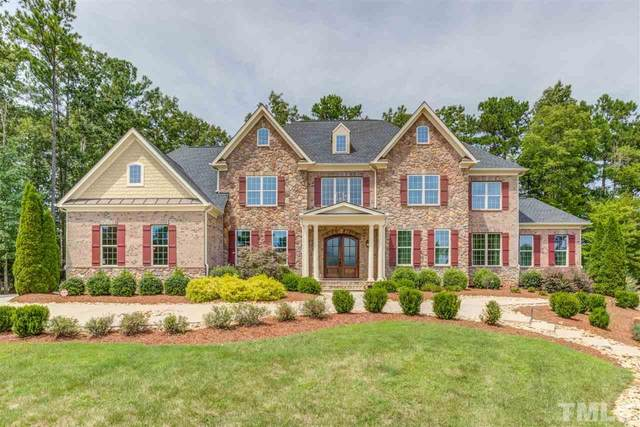 7225 Hasentree Club Drive, Wake Forest, NC 27587 (#2336757) :: Realty World Signature Properties