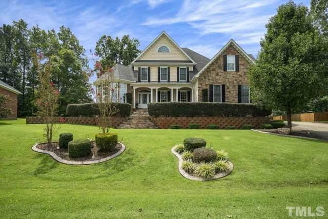 112 Gehrig Lane, Clayton, NC 27527 (#2338349) :: M&J Realty Group