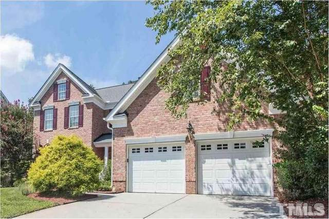 10121 Sporting Club Drive, Raleigh, NC 27617 (#2339799) :: Bright Ideas Realty