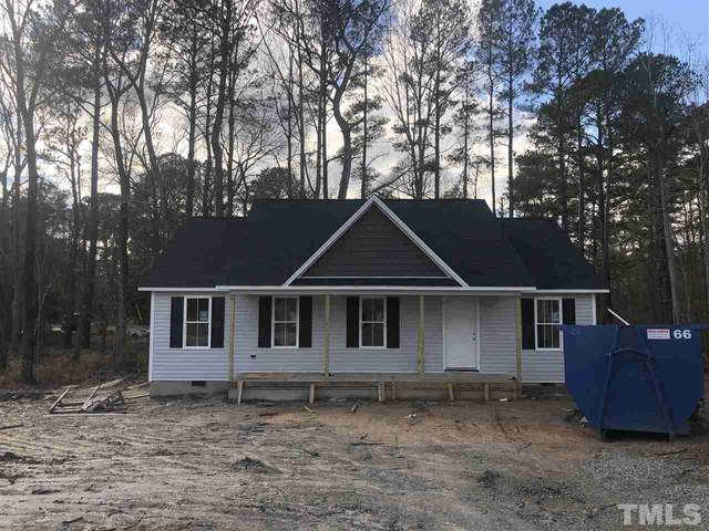 25 Iris Drive, Four Oaks, NC 27524 (#2340436) :: The Rodney Carroll Team with Hometowne Realty