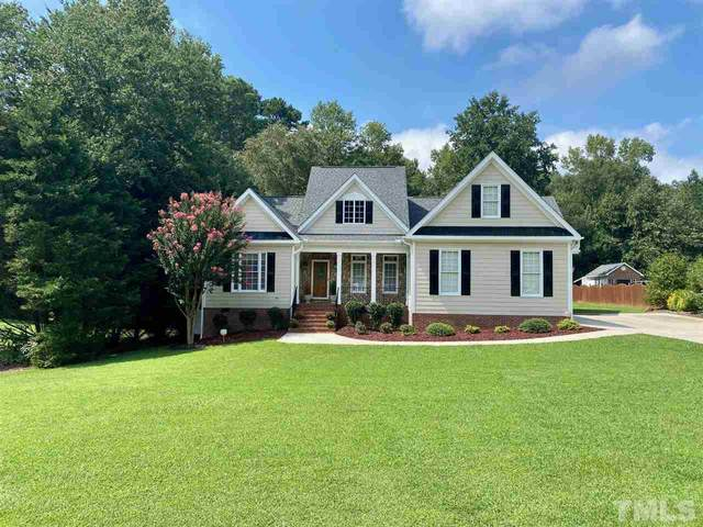 211 St Jiles Drive, Clayton, NC 27520 (#2342186) :: Realty World Signature Properties