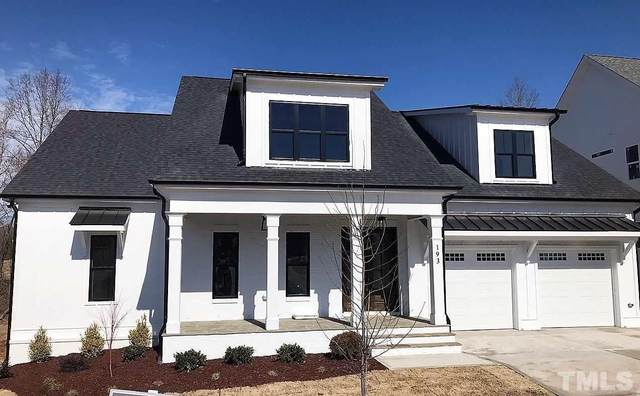 193 Cottage Way, Pittsboro, NC 27312 (#2344031) :: Real Properties