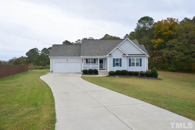 103 Hunters Point Court, Angier, NC 27501 (#2348724) :: Real Properties