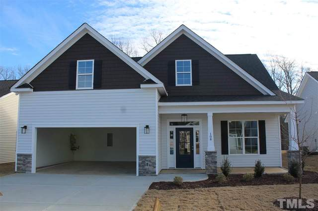 108 Sweetbay Park, Youngsville, NC 27596 (#2350486) :: The Jim Allen Group