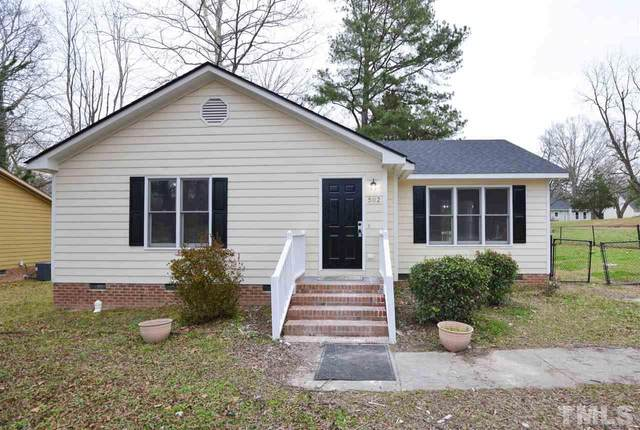 502 Anderson Street, Wendell, NC 27591 (#2351744) :: Raleigh Cary Realty