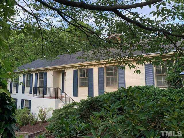6100 Winthrop Drive, Raleigh, NC 27613 (#2378500) :: The Perry Group
