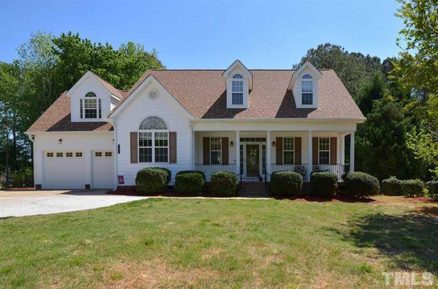 454 St Jiles Drive, Clayton, NC 27520 (#2378587) :: The Beth Hines Team