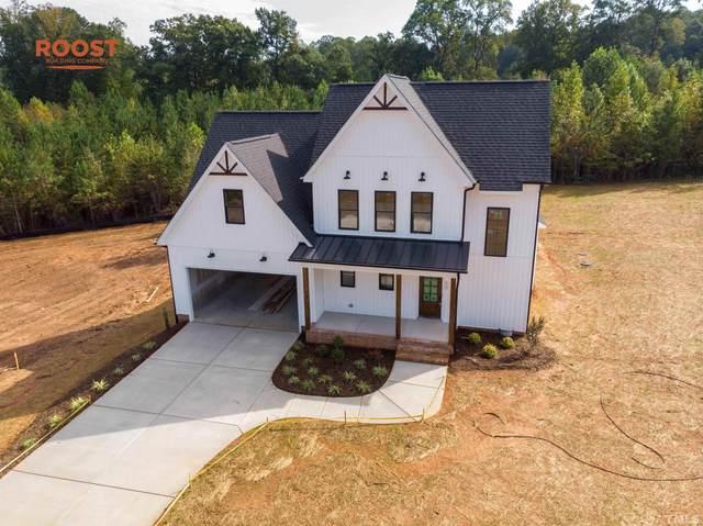 195 Sorrel Drive, Franklinton, NC 27525 (#2404870) :: Log Pond Realty