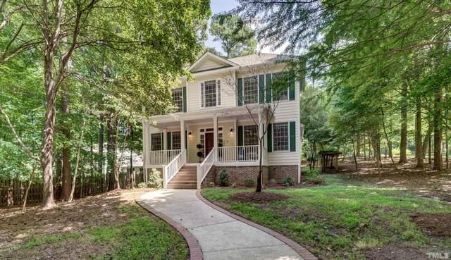 200 Somerset Drive, Chapel Hill, NC 27514 (#2405362) :: Scott Korbin Team