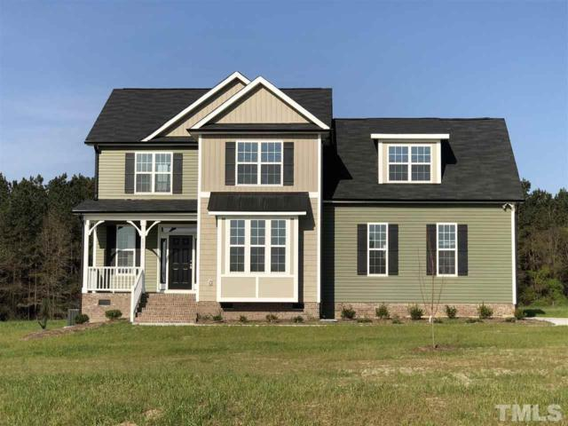 697 Wall Road, Wendell, NC 27591 (#2140219) :: The Jim Allen Group