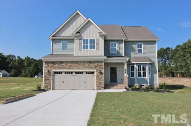 10 Bailey Oaks Court, Youngsville, NC 27596 (#2142062) :: The Jim Allen Group
