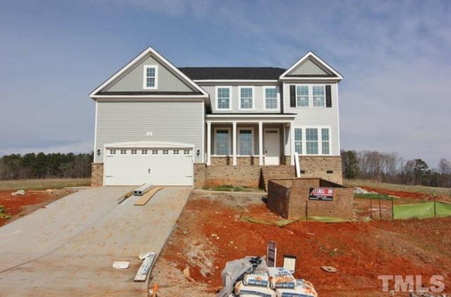 35 Falls Creek Drive, Youngsville, NC 27596 (#2145960) :: The Jim Allen Group