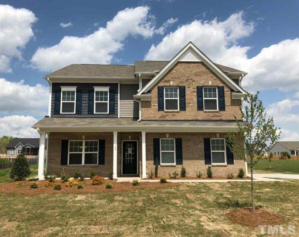 40 Live Oak Drive, Louisburg, NC 27549 (#2148362) :: The Jim Allen Group