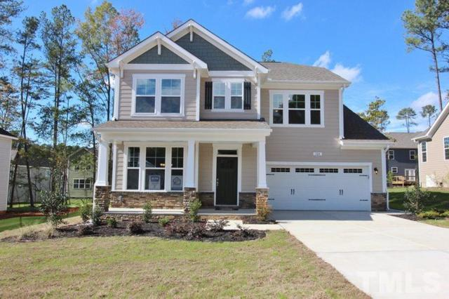 124 Park Bluff Drive, Holly Springs, NC 27540 (#2149659) :: Rachel Kendall Team, LLC