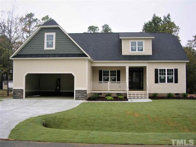 67 Evie Drive #77, Smithfield, NC 27577 (#2149671) :: Rachel Kendall Team, LLC