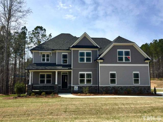 27 W Tauchers Path #11, Clayton, NC 27527 (#2152803) :: The Abshure Realty Group