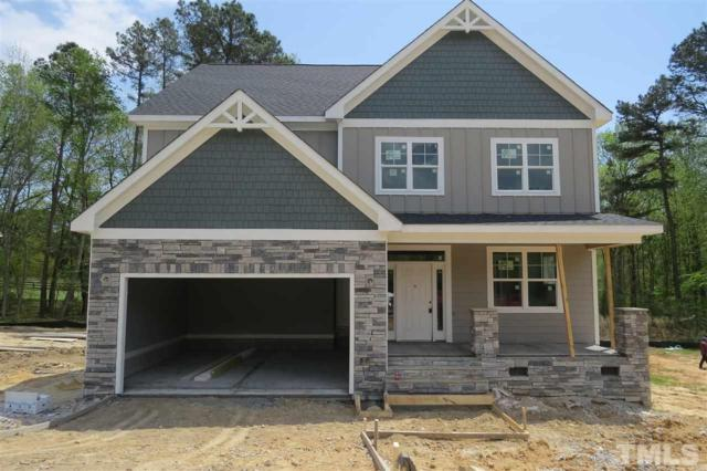 1712 Castling Court, Wake Forest, NC 27587 (#2153386) :: The Abshure Realty Group