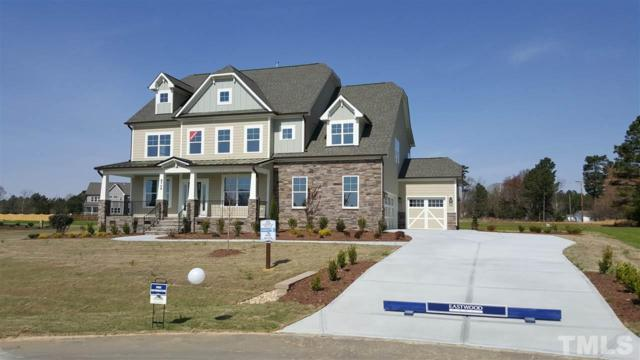 8709 Halsey Lane, Wake Forest, NC 27587 (#2153459) :: The Jim Allen Group