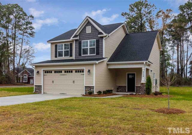 113 Barringer Drive, LaGrange, NC 28551 (#2162766) :: The Perry Group