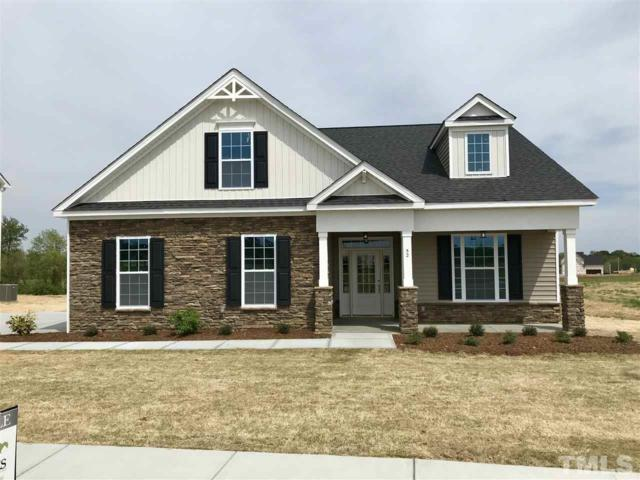 52 Vanderlin Court, Fuquay Varina, NC 27526 (#2163649) :: The Jim Allen Group