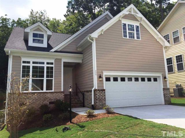 330 N Wingate Street, Wake Forest, NC 27587 (#2167788) :: The Perry Group