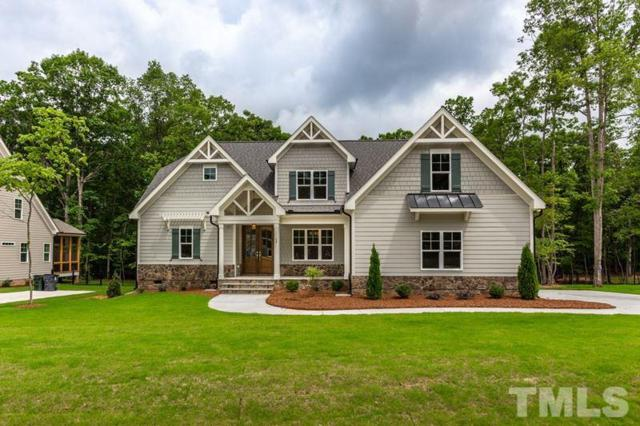 50 Carlson Ridge Drive, Youngsville, NC 27596 (#2168095) :: The Abshure Realty Group