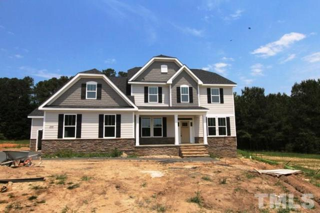 2705 Oxford Bluff Drive, Wake Forest, NC 27587 (#2169033) :: The Abshure Realty Group