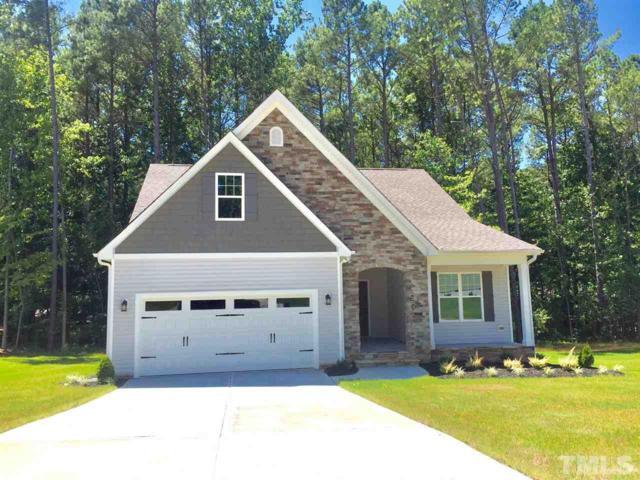 201 Laurel Oaks Drive, Youngsville, NC 27596 (#2169570) :: The Jim Allen Group