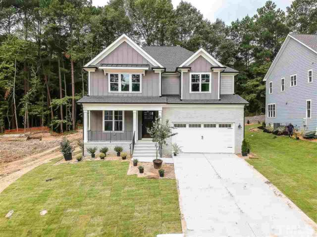 317 Holsten Bank Way, Cary, NC 27519 (#2170940) :: The Abshure Realty Group